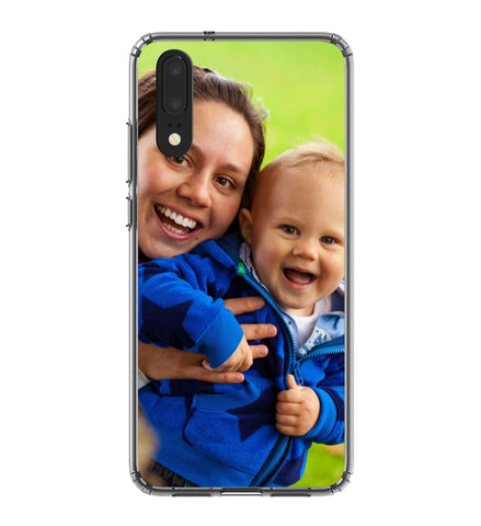 Upload Your Photo Huawei P20 Case