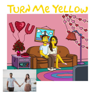 Turn Me Yellow
