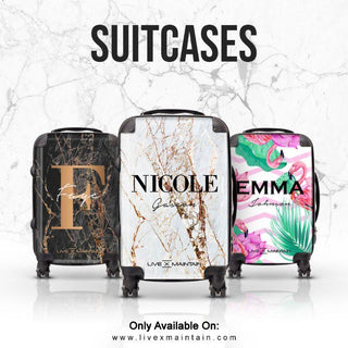 Personailsed Suitcases