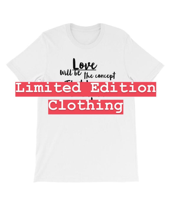 Limited Edition Clothing