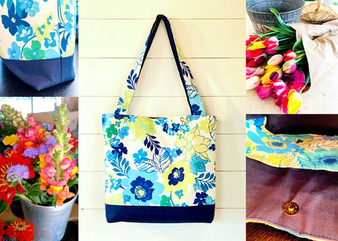 Tote Bags, Farmers Markets