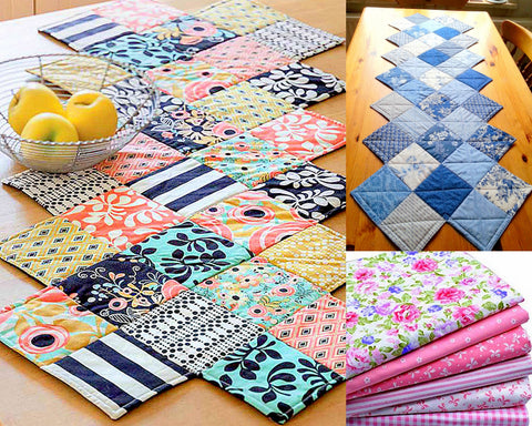 Quilting, Table Runners, Home Decor