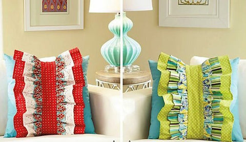 zipper pillows, zippers, home decor