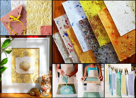 paper making classes