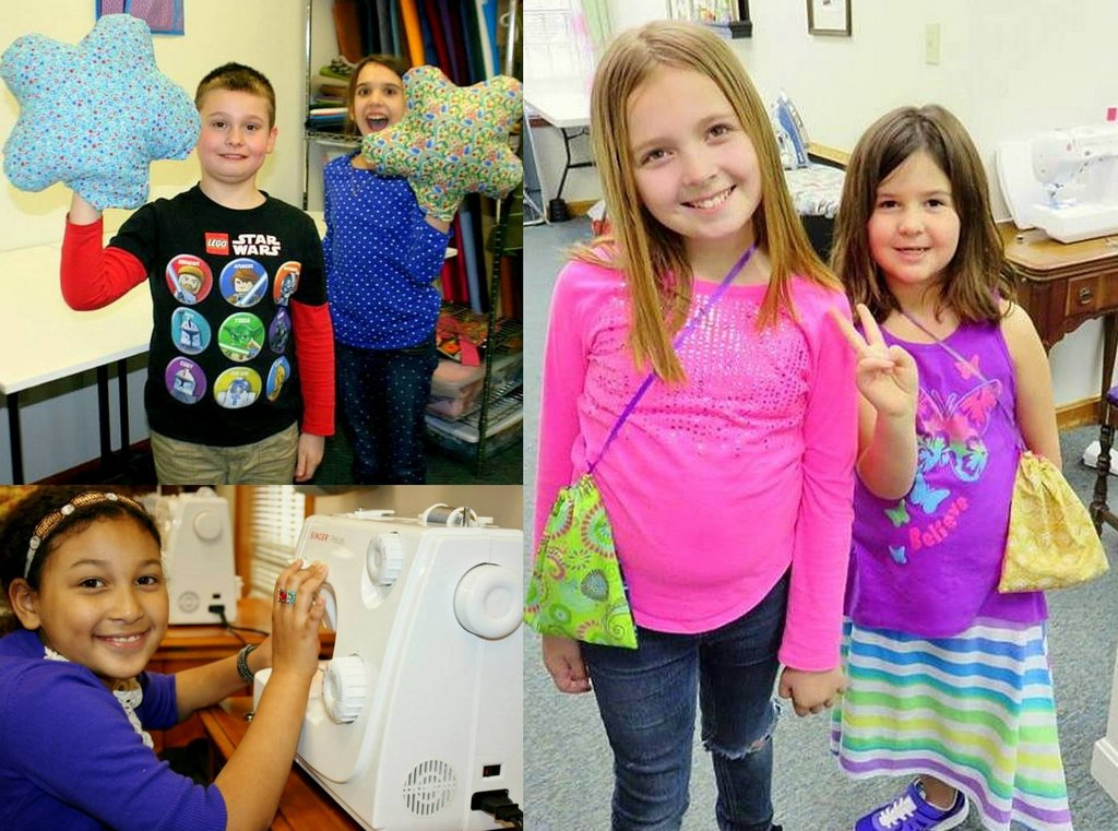 Kids Sewing Classes in North Attleboro