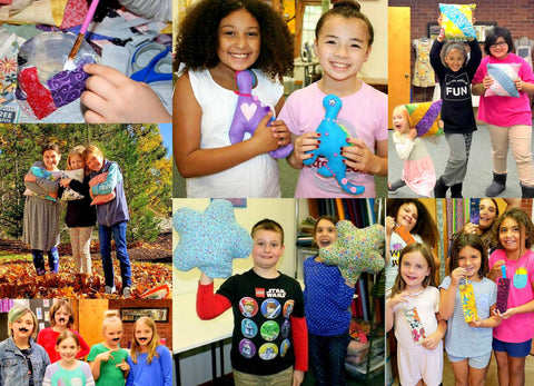 Kids Vacation Workshop Weeks