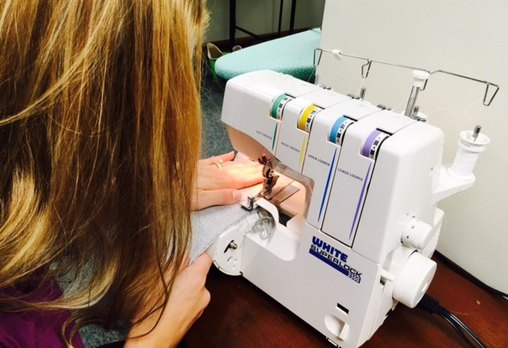 Serger and Overlock Classes