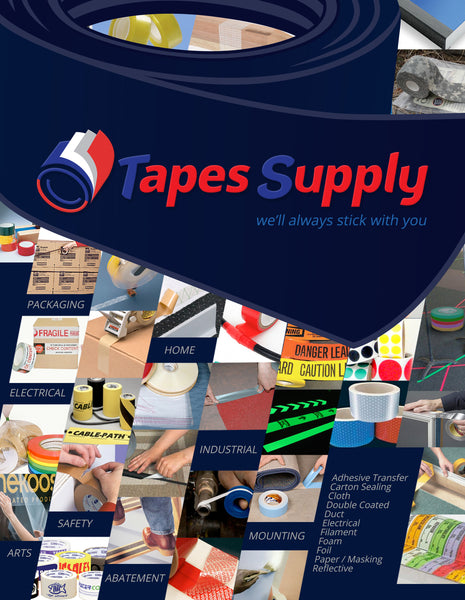 Tapes Supply Catalog