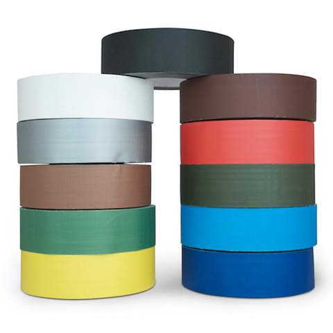 T.R.U. CGT-80 Gaffers Stage Tape with Rubber Adhesive, 60 Yards length, 12MIL Thickness 11 Colors Available