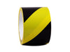 T.R.U. SST-618C Hazard Warning Safety Stripe Tape: 18 yds.