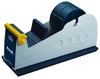 T.R.U. ET-7 Blue/Grey Premium Steel Desk Top Tape Dispenser