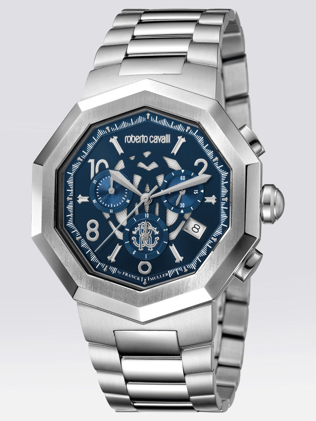 ROBERTO CAVALLI by FRANCK MULLER LUXURY WATCH