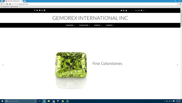 Gemorex is now Online!
