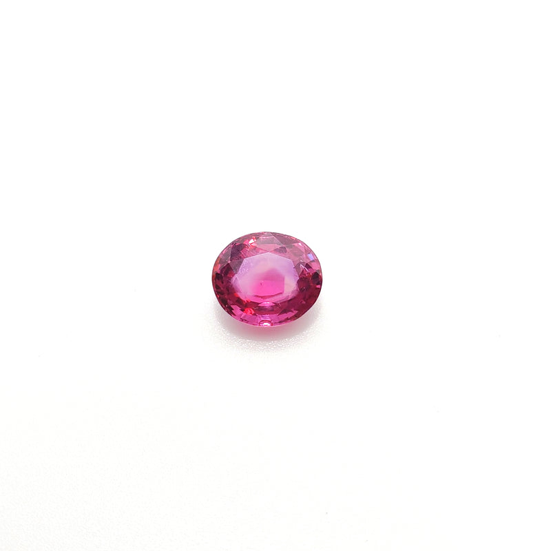 Fancy Color Pink Sapphire Oval Cut 2.19 ct - Gemorex International Inc