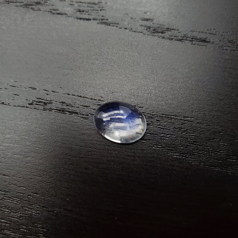 Blue Moonstone Oval Cab 9x12mm