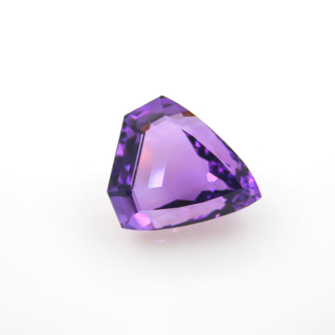 AMETHYST FANCY SHAPE SHIELD 23x21mm - Gemorex International Inc