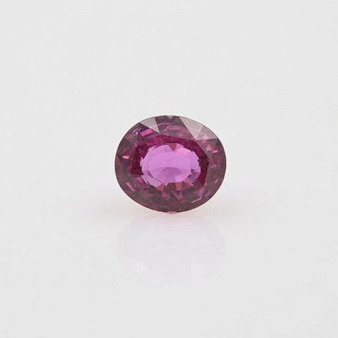 Fancy Color Rasberry Pink Sapphire Oval 1.87ct - Gemorex International Inc