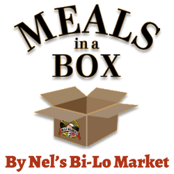 Meals in a Box By Nel's Bi-Lo Market