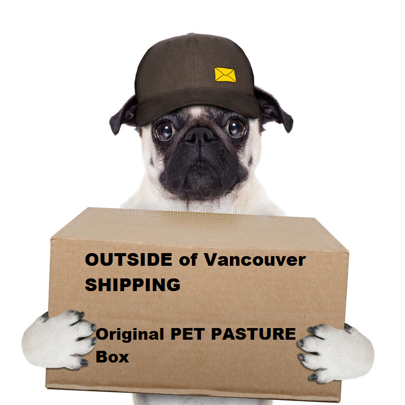 OUTSIDE of Vancouver (SHIPPING)
