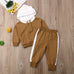 Ear Hooded Top + Pants