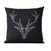 Deer Pillow Cover