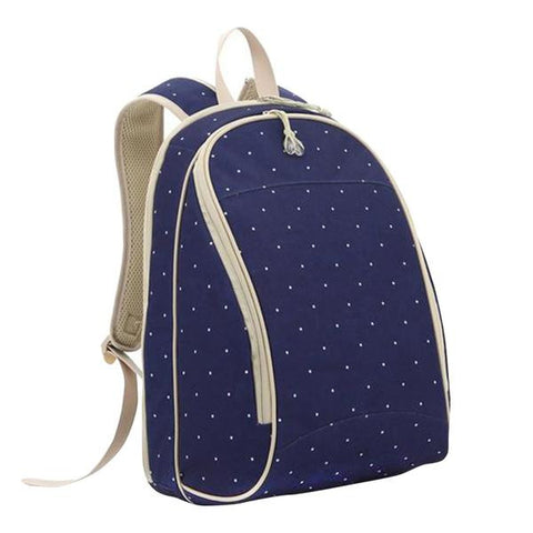 Baby Polka Dot Diaper Bag