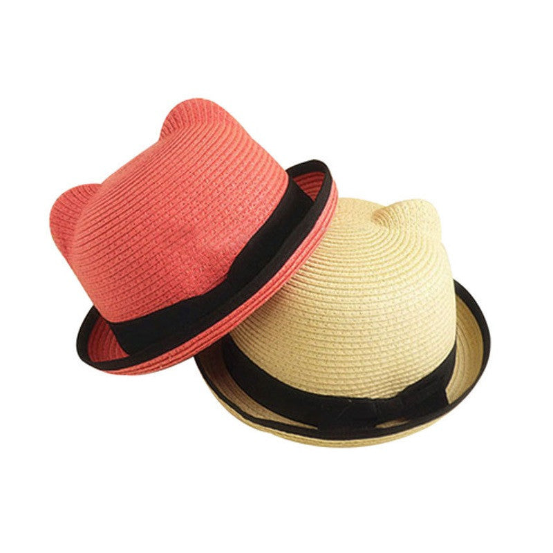 Kids Straw Hats