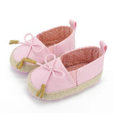 Baby Soft Pink Shoes
