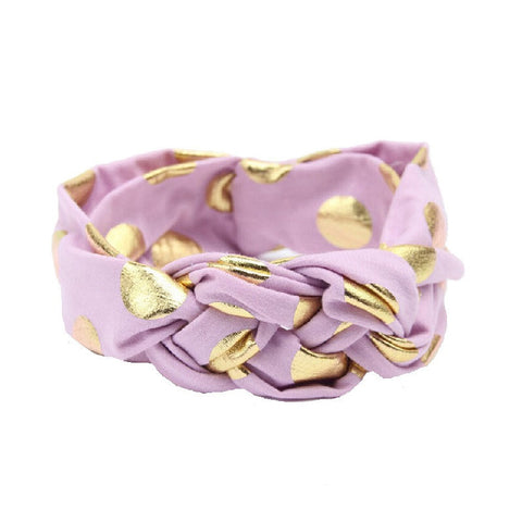 Girls Dotted Headband