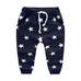 Star Pattern Pants