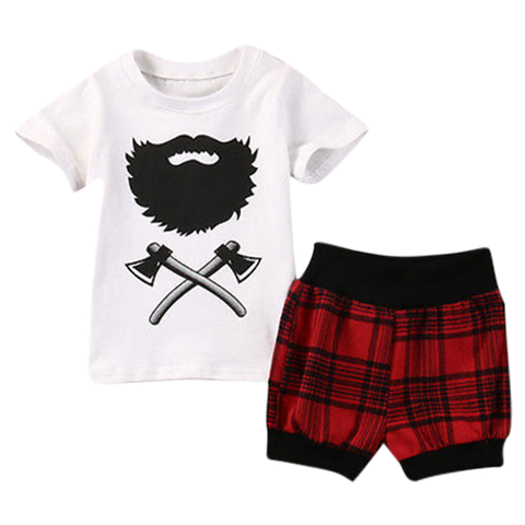 Axe Newborn Clothing Set