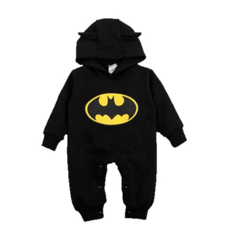 Batman Hooded Jumpsuit