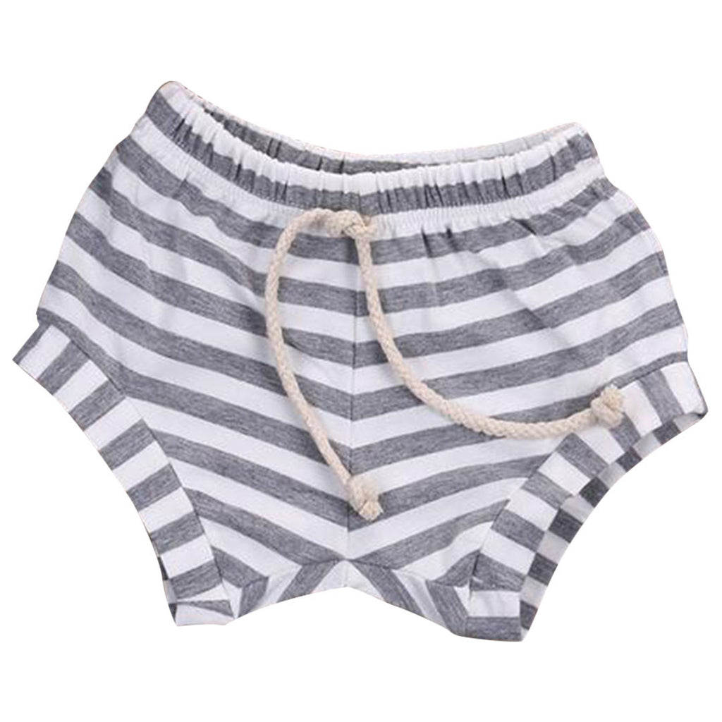Girl Striped Shorts