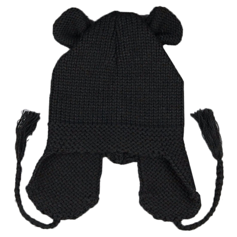 Cute Bear Knit Hat