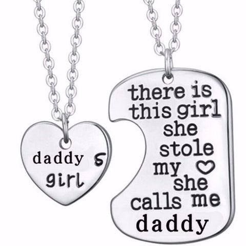 Daddy's Necklaces