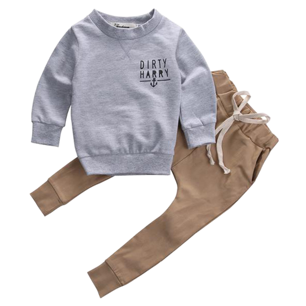 Dirty Harry Clothing Set