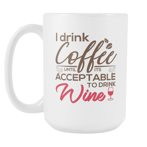 Coffee & Wine Mug