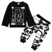 Little Heart Breaker Clothing Set