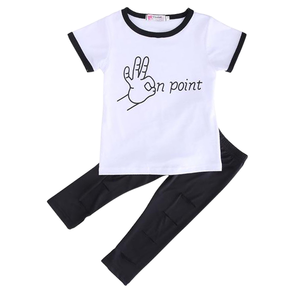 On Point Clothing Set