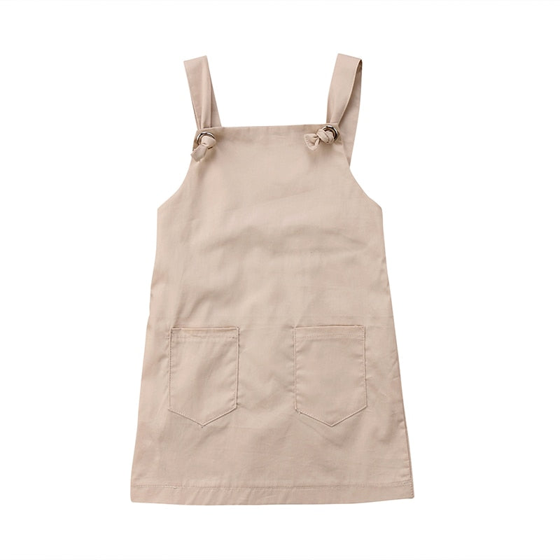 Nicole Overall Dress