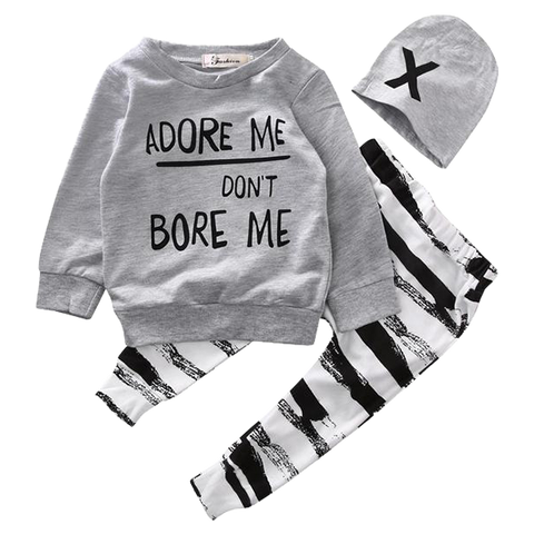 Adore Me 3pcs Clothing Set
