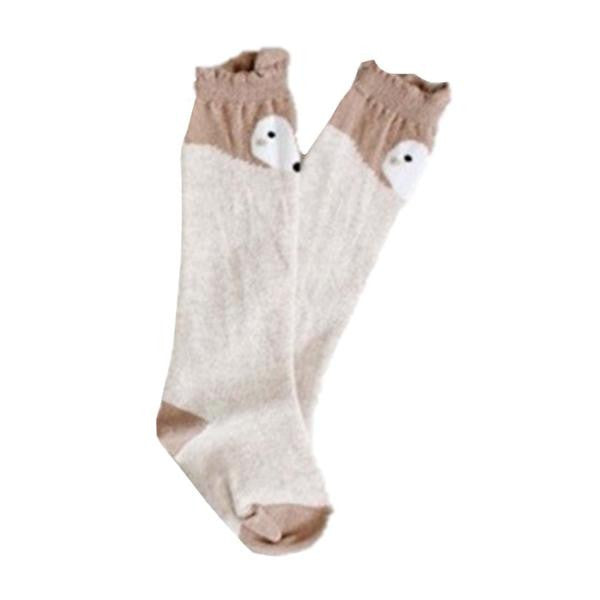 Kids High Fox Socks