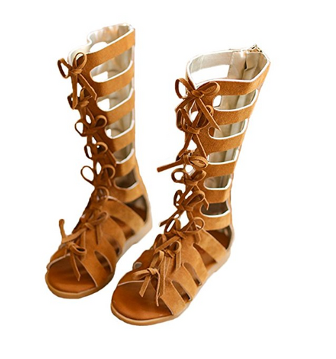 Girls High Top Gladiators