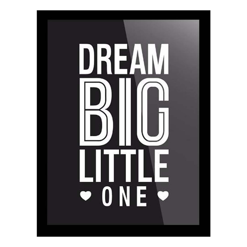 Dream Big Wall Print