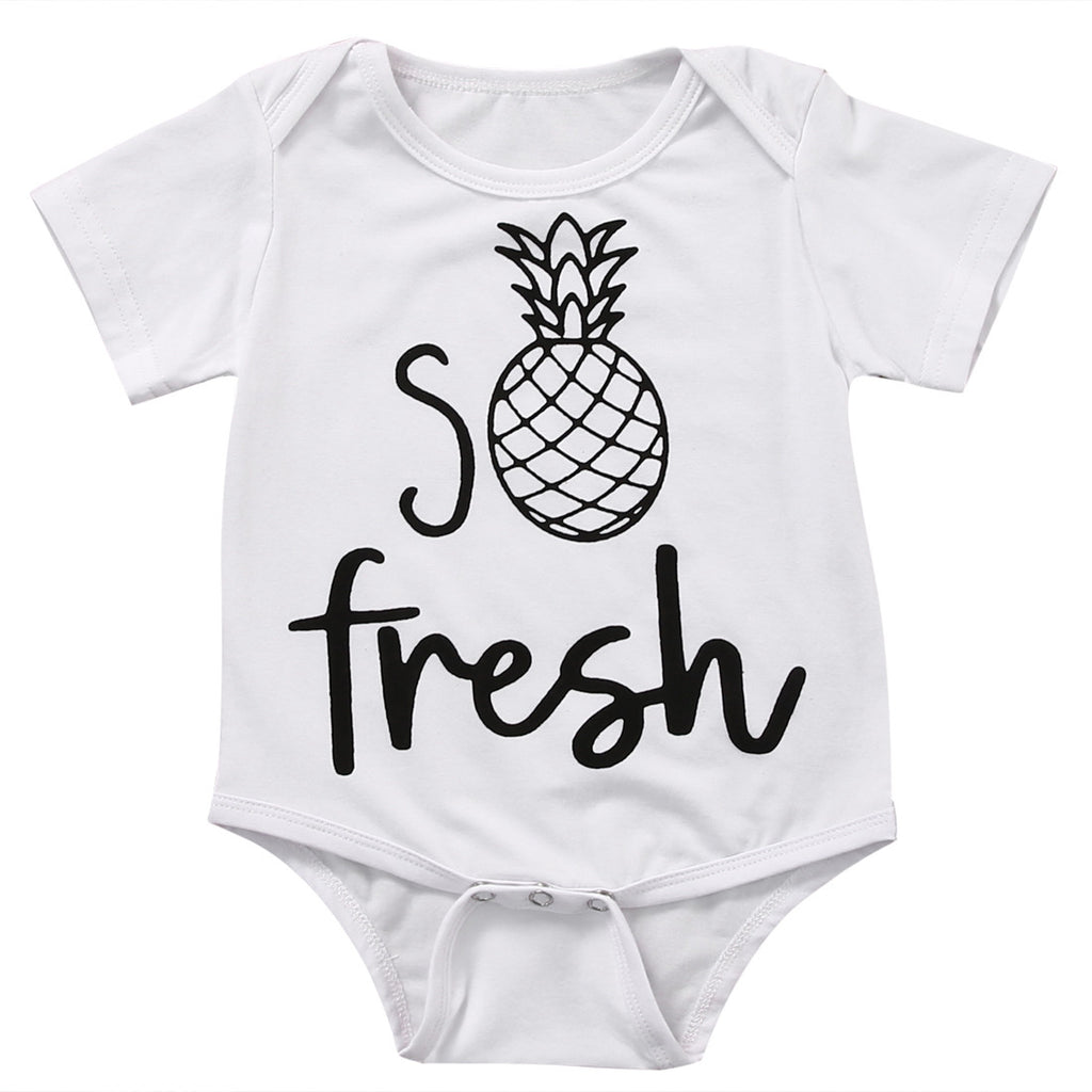 So Fresh Pineapple Bodysuit