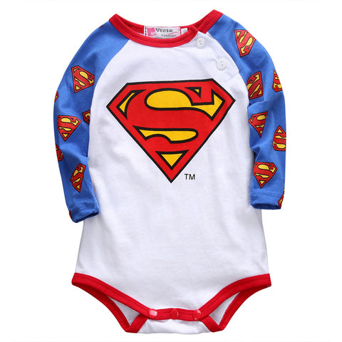 Little Superman Bodysuit