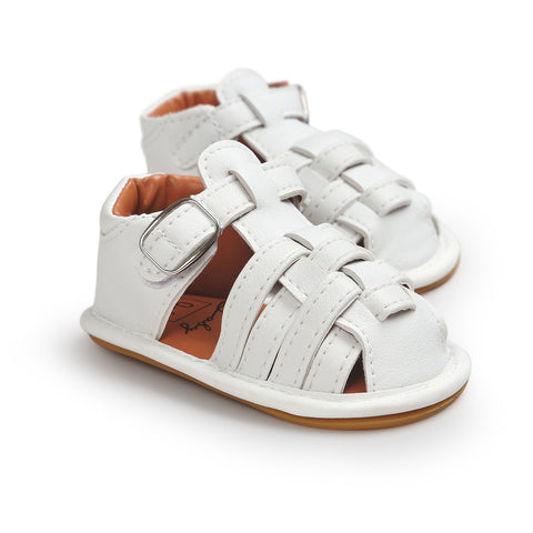 Trendy Four Strap Soft Sandals