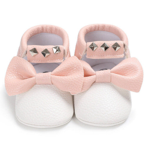 Bowknot Casual Shoes
