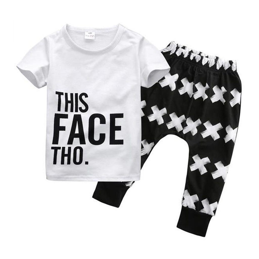 This Face Clothing Set