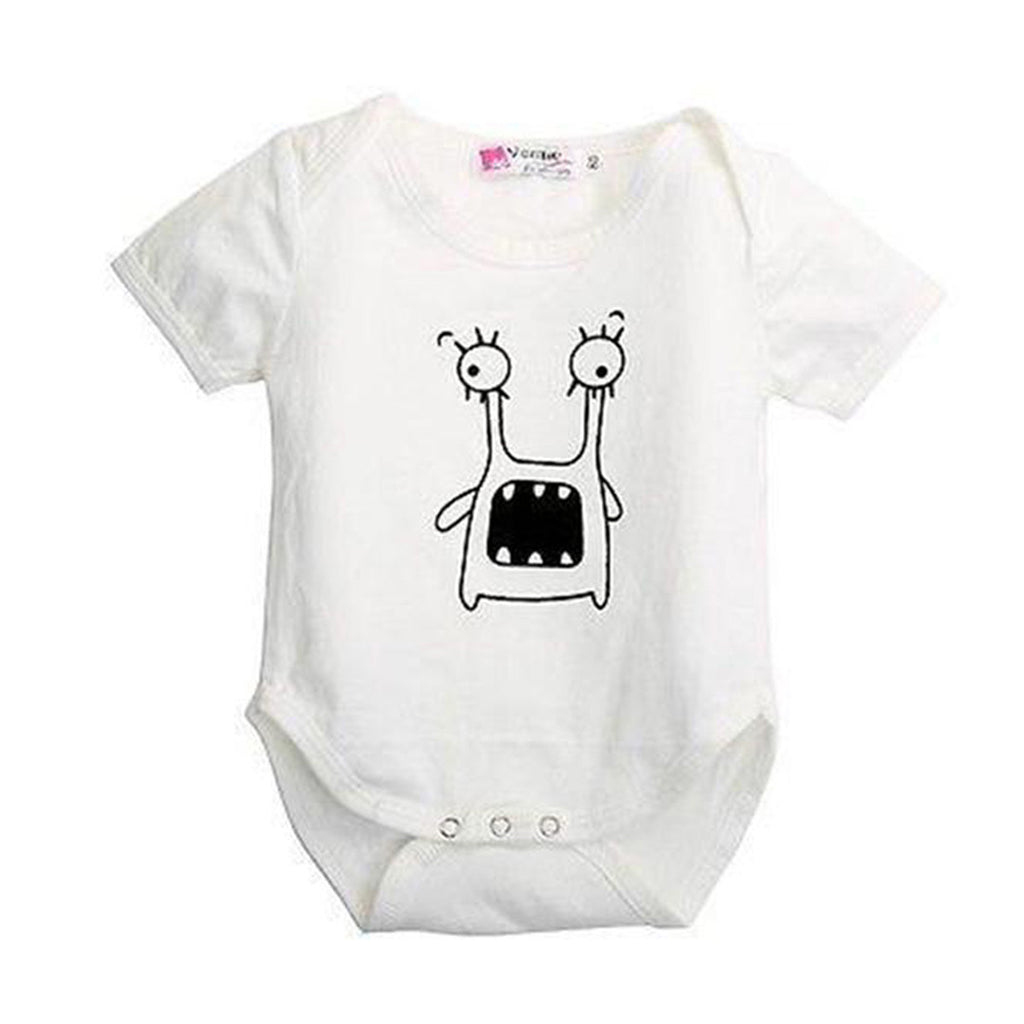 Little Monster Bodysuit